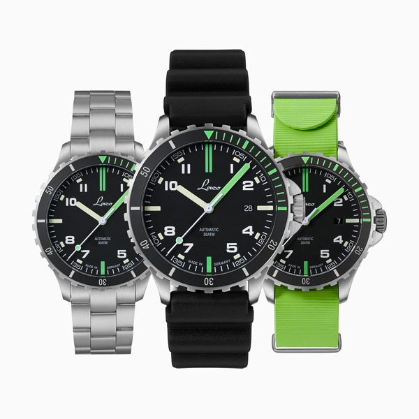 Squad watches – Laco Amazonas