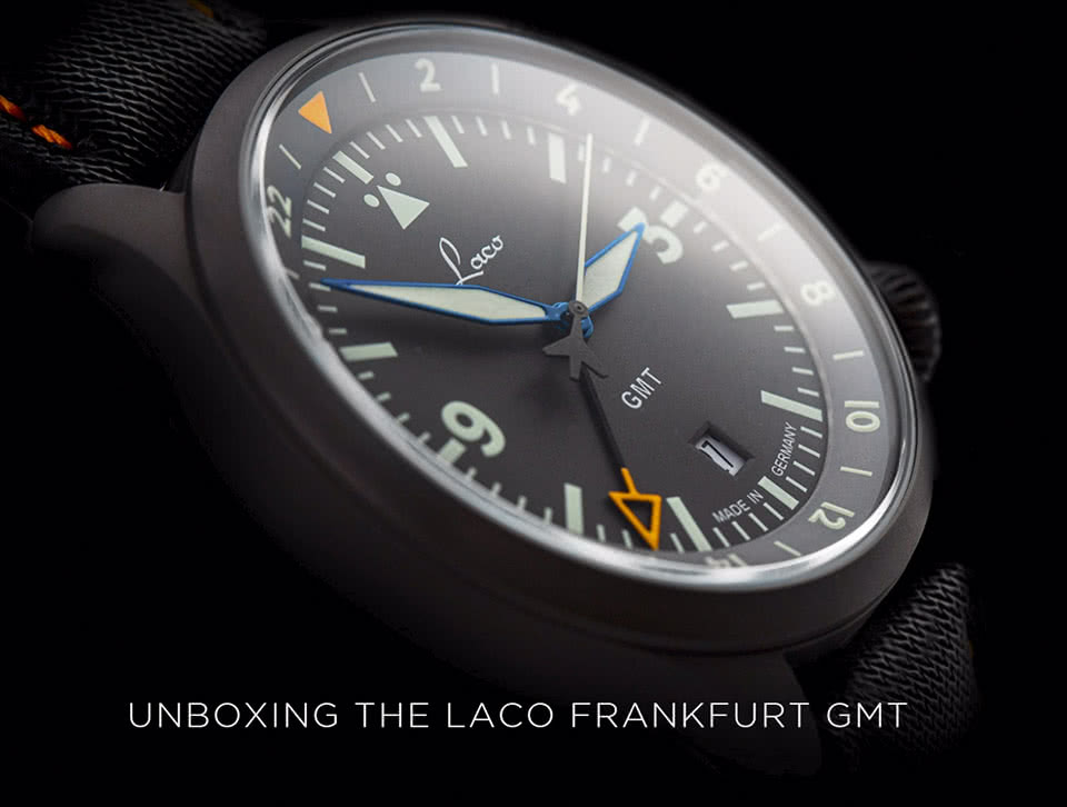 Laco GMT Unboxing