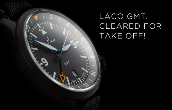 Pre-vendita GMT - Laco