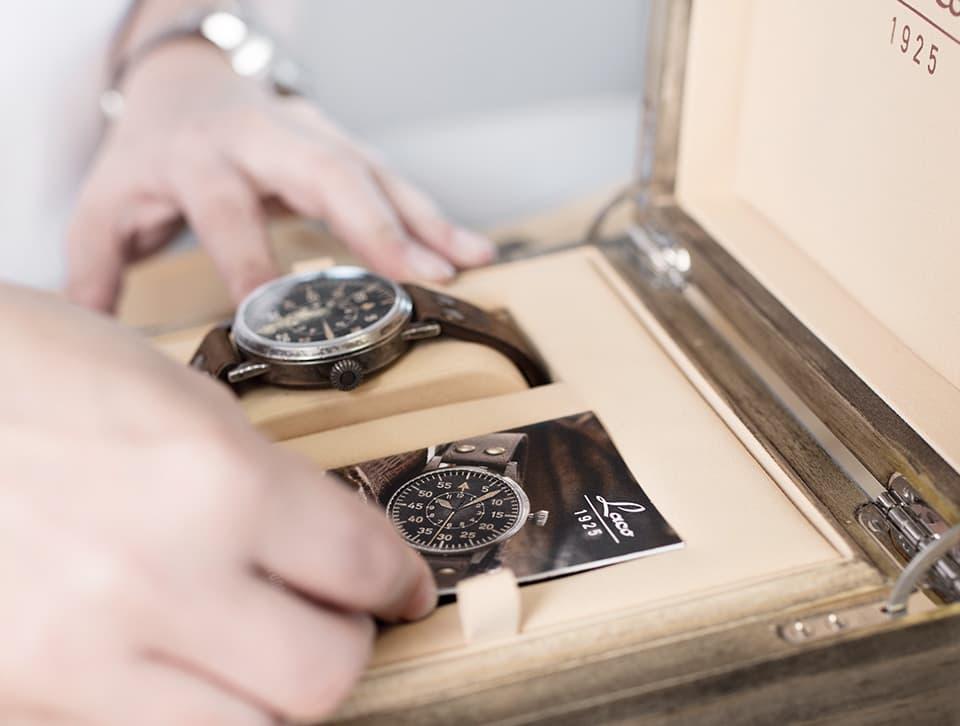 Uhrenmessen und Veranstaltungen