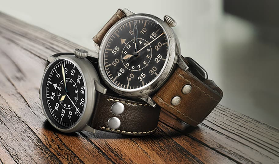 Original pilot watch from Laco