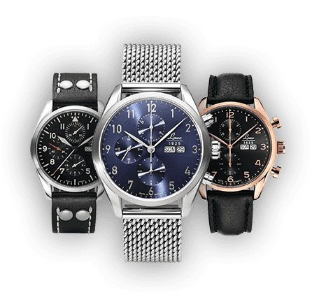 Chronographen by Laco