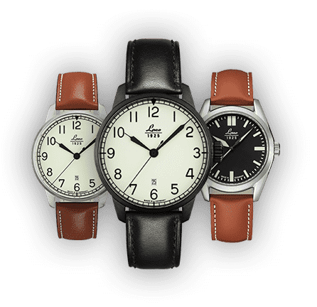 Marineuhren by Laco