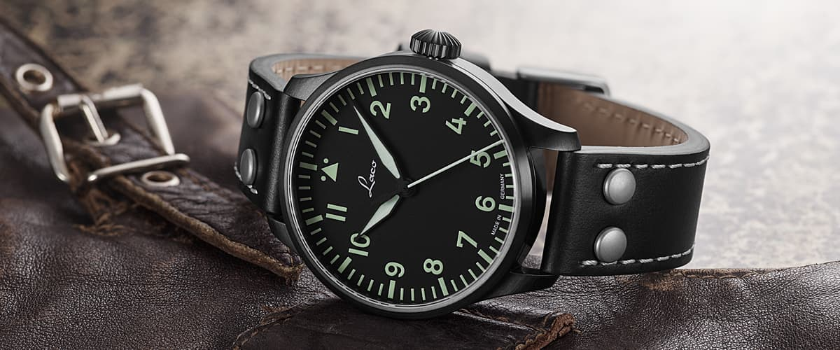fffde59634e Pilot Watches Basic by Laco watches