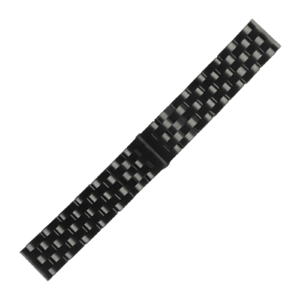 Stainless Steel Bracelet Black
