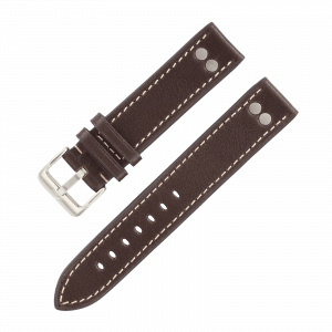 Accessories Pilot strap darkbrown XL 22 mm