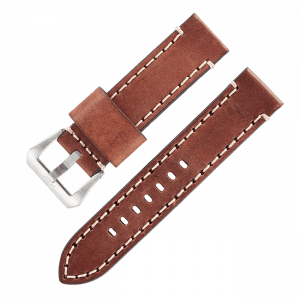 Vintage leather strap New York