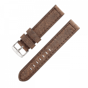 Leather strap Basel