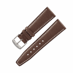 Accessories Leather strap dark brown