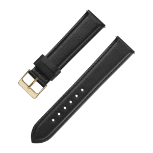 Leatherstrap black