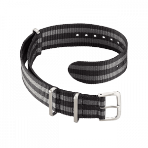 Accessories Nato strap black-grey 20 mm