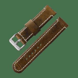 Accesorios Correa de cuero Vintage de 22 mm