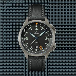 Pilot Watches Special Models FRANKFURT GMT SCHWARZ
