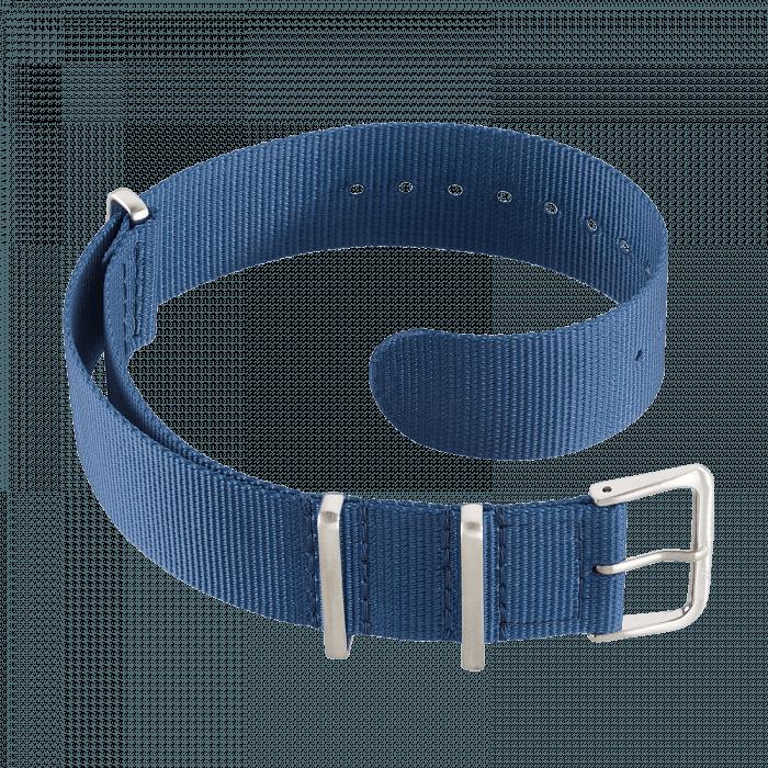 Accessories Nato strap blue 20 mm