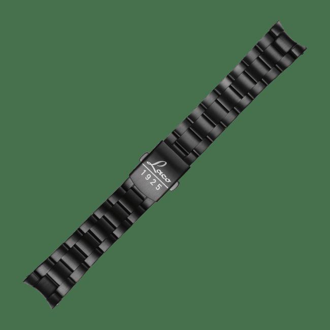 Accessories Stainless steel bracelet black