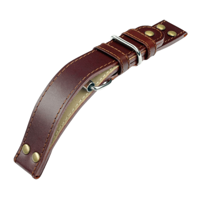 Accessories Pilot leather strap 22mm