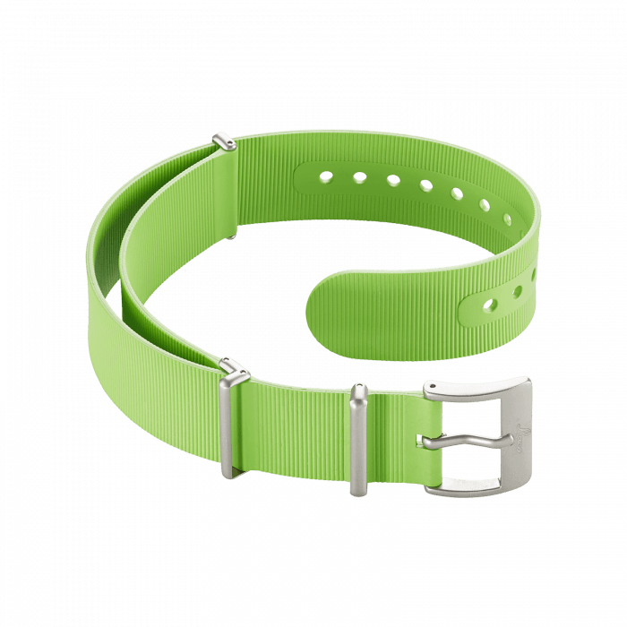 "Accessories Rubber Nato strap ""Amazonas"""