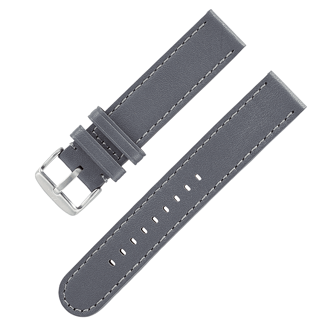 Accessories Leather strap Black Automatik