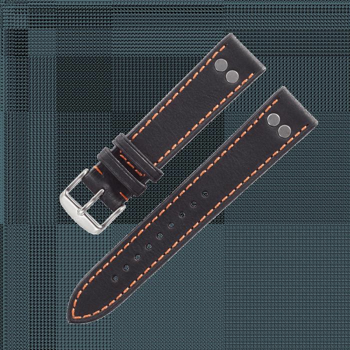 Accessoires Fliegerband schwarz