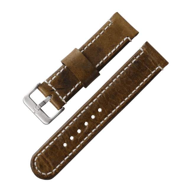 Accessories vintage leatherstrap 20mm