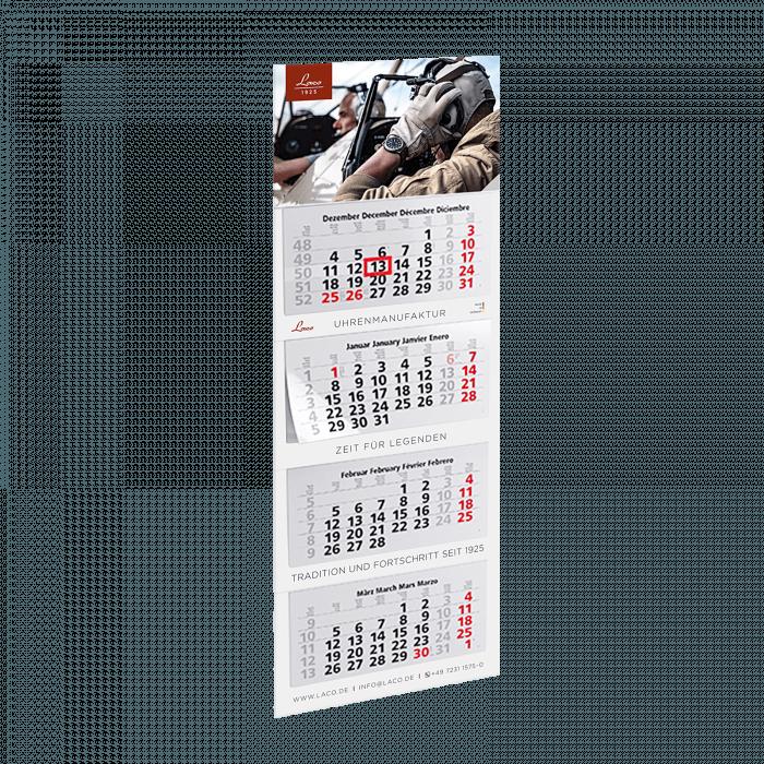 Calendario de pared Laco 2020