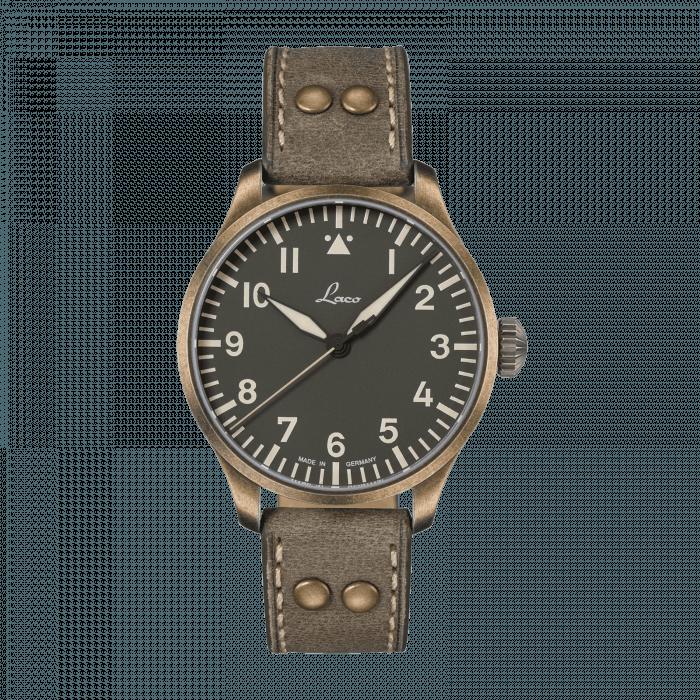 Pilot Watches Basic Augsburg oliv 42