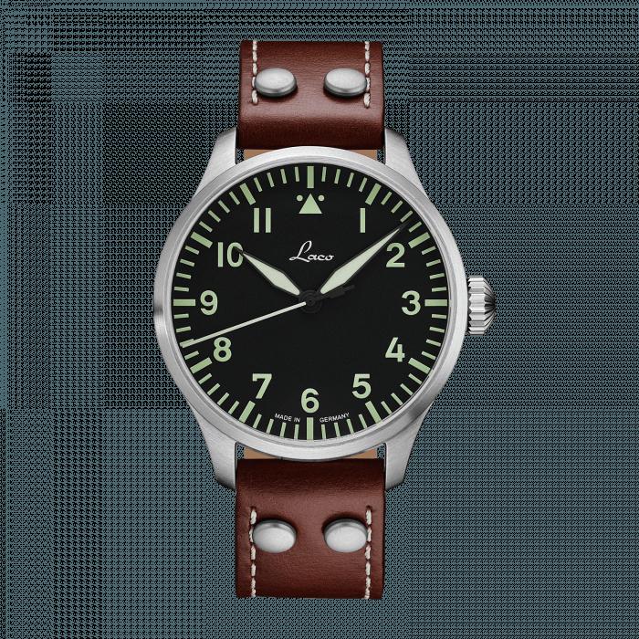 Relojes de aviador básicos Augsburg 42