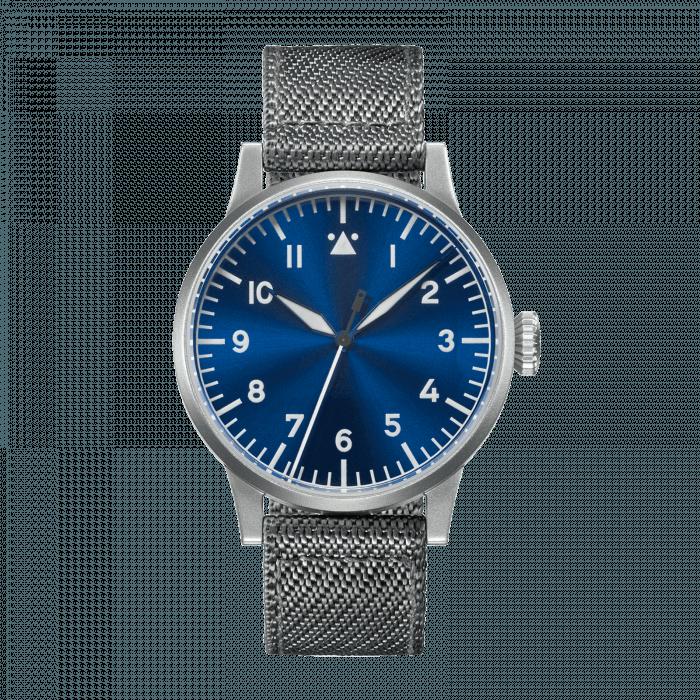 Relojes de aviador originales Münster Blaue Stunde
