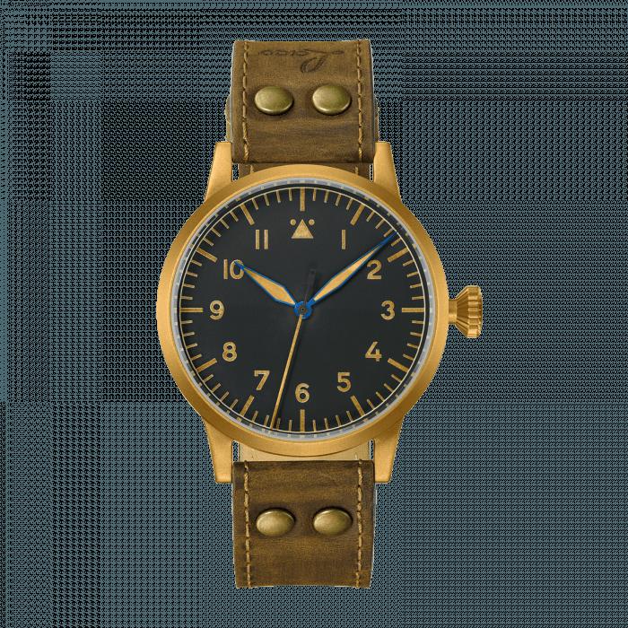 Relojes de Aviador Originales Saarbrücken Bronze
