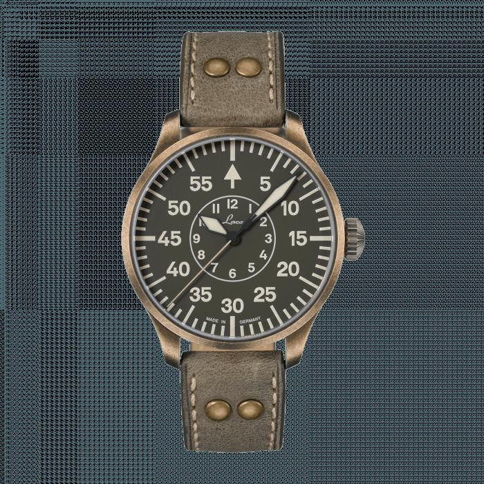 Pilot Watches Basic Aachen oliv 42