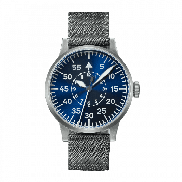 Relojes de aviador originales Paderborn Blaue Stunde