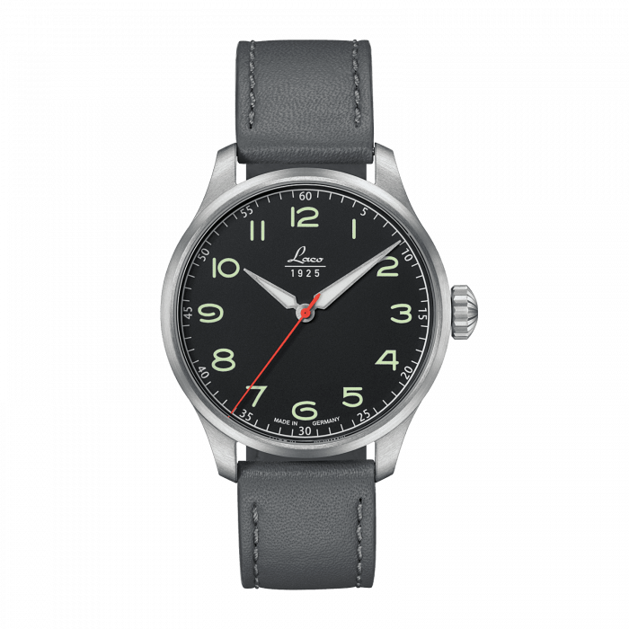 Pilot Watches Special Models Black Automatic 42