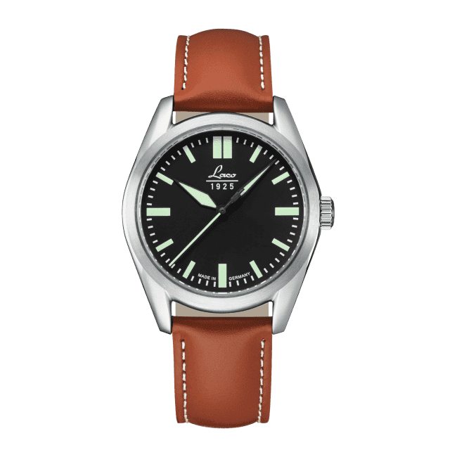 Navy Watches Navy 36 black