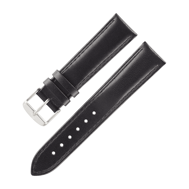 Accessories Navy strap black 18 mm